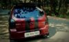customised maruti suzuki alto rear