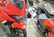 hero hx200r next generation hero karizma