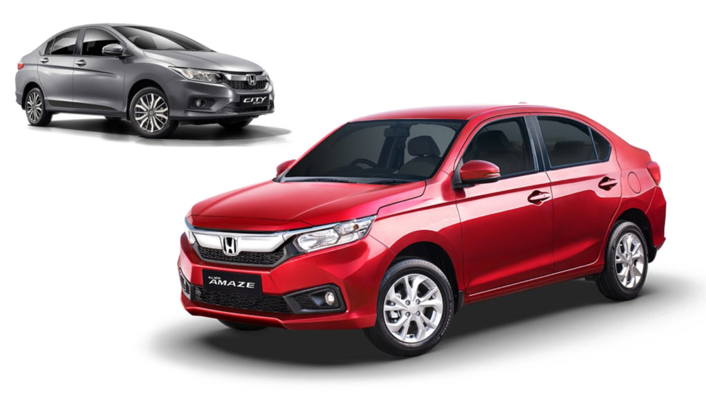 Honda Amaze Posts Flat Growth in 2019, Demand For City Down By 32%