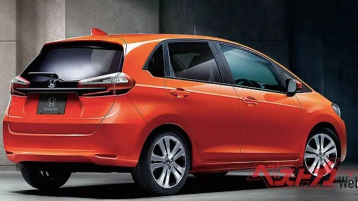 Upcoming All New Honda Jazz May Look Like This Rendering