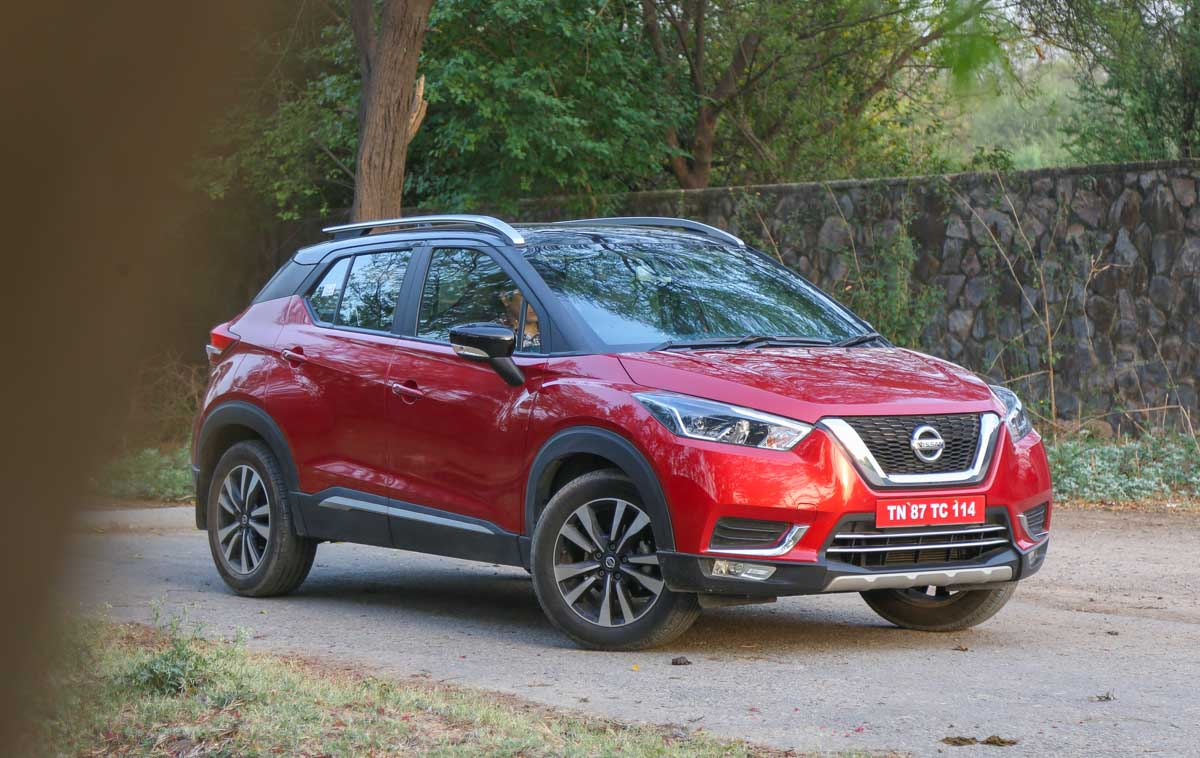 Segment First Features Nissan Kicks Offers Around View Monitor