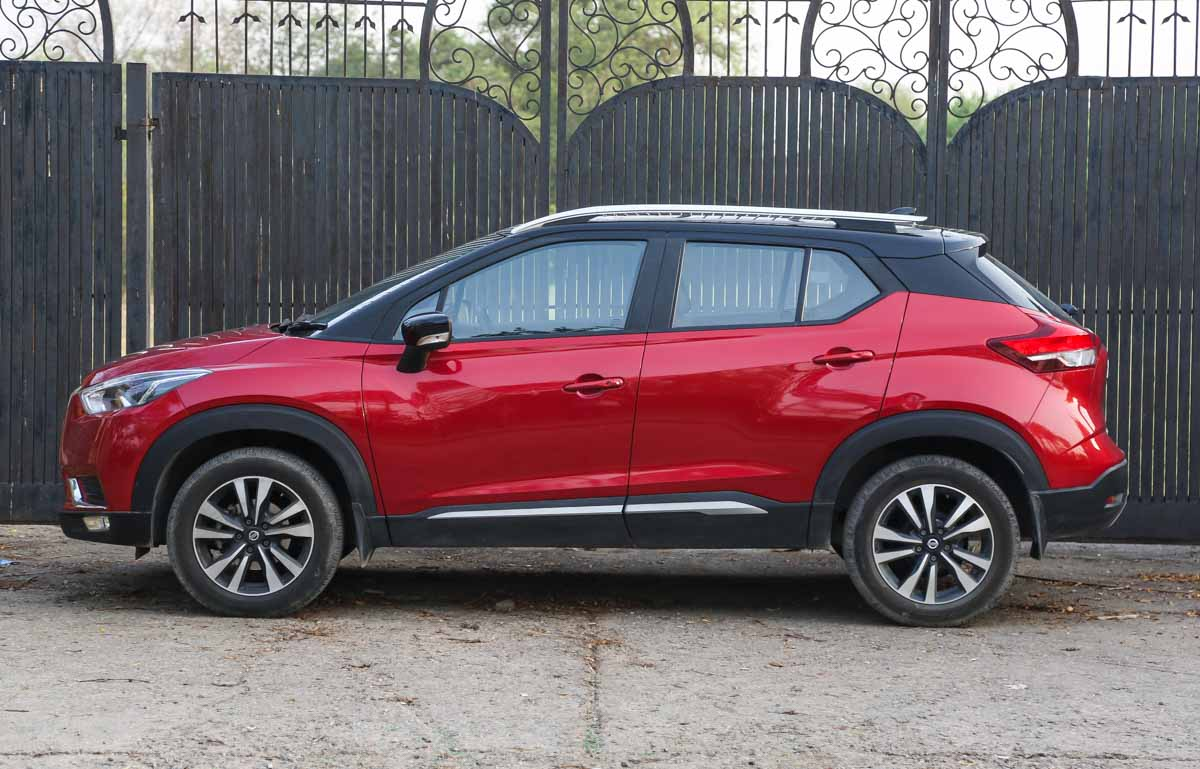 Nissan Kicks Offered With Discounts Of Up To Rs. 95,000 This Month - GaadiWaadi.com