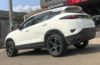 tata harrier with R18 tyres-4
