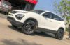 tata harrier with R18 tyres-5