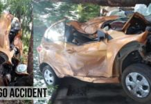 tata tiago accident 2