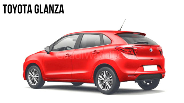 toyota glanza (toyota rebadged baleno) India launch date 1