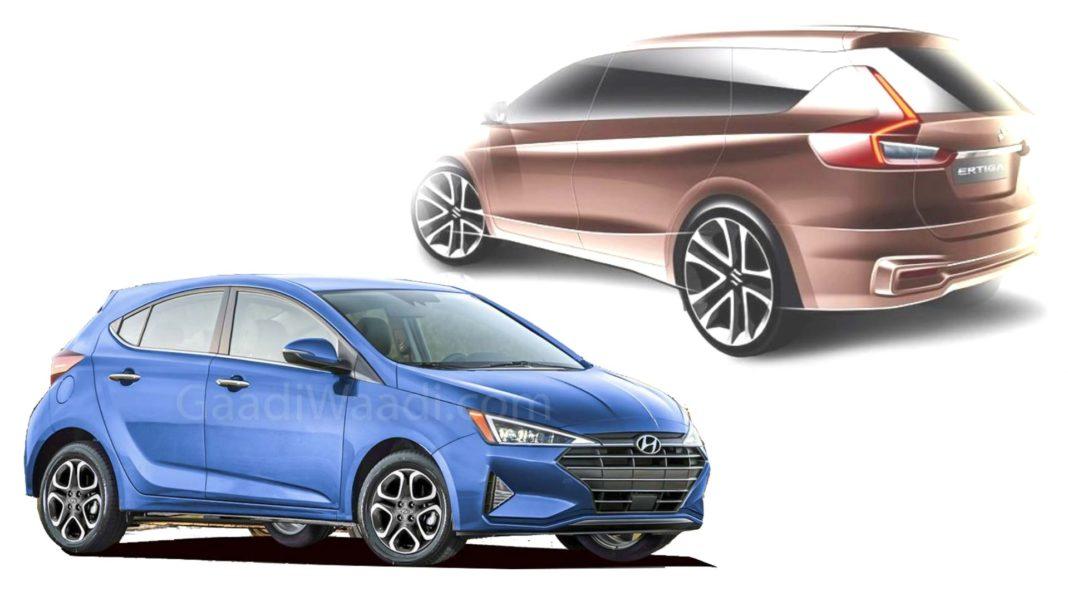 upcoming cars gaadiwaadi