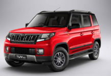 2019 Mahindra TUV300 Facelift Launched In India 1