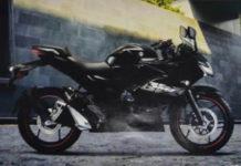 2019 Suzuki Gixxer SF 150 Leaked