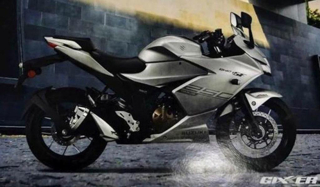 2019 Suzuki Gixxer SF 250 Leaked