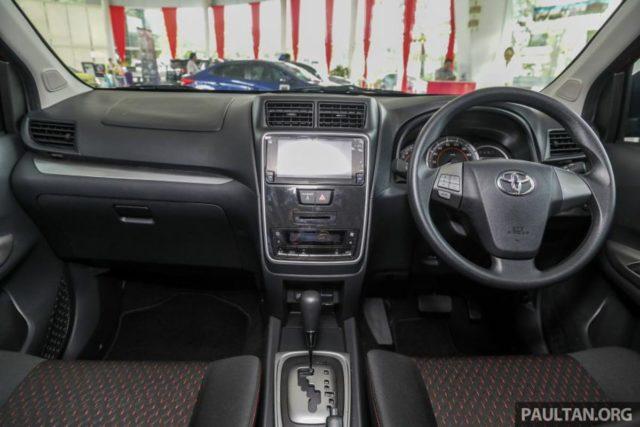 "2019 Toyota Avanza facelift Interior ""width ="" 640 ""height ="" 427 ""srcset ="" https://gaadiwaadi.com/wp-content/uploads/2019/05/2019-Toyota-Avanza-facelift-Interior-640x427.jpg 640w, https://gaadiwaadi.com/wp-content/uploads/2019/05/2019-Toyota-Avanza-facelift-Interior-100x67.jpg 100w, https://gaadiwaadi.com/wp-content/uploads/2019 /05/2019-Toyota-Avanza-facelift-Interior-959x640.jpg 959w, https://gaadiwaadi.com/wp-content/uploads/2019/05/2019-Toyota-Avanza-facelift-Interior-696x464.jpg 696w , https://gaadiwaadi.com/wp-content/uploads/2019/05/2019-Toyota-Avanza-facelift-Interior-1068x713.jpg 1068w, https://gaadiwaadi.com/wp-content/uploads/2019/ 05/2019-Toyota-Avanza-facelift-Interior-629x420.jpg 629w, https://gaadiwaadi.com/wp-content/uploads/2019/05/2019-Toyota-Avanza-facelift-Interior.jpg 1199w ""sizes = ""(max. width: 640px) 100vw, 640px"