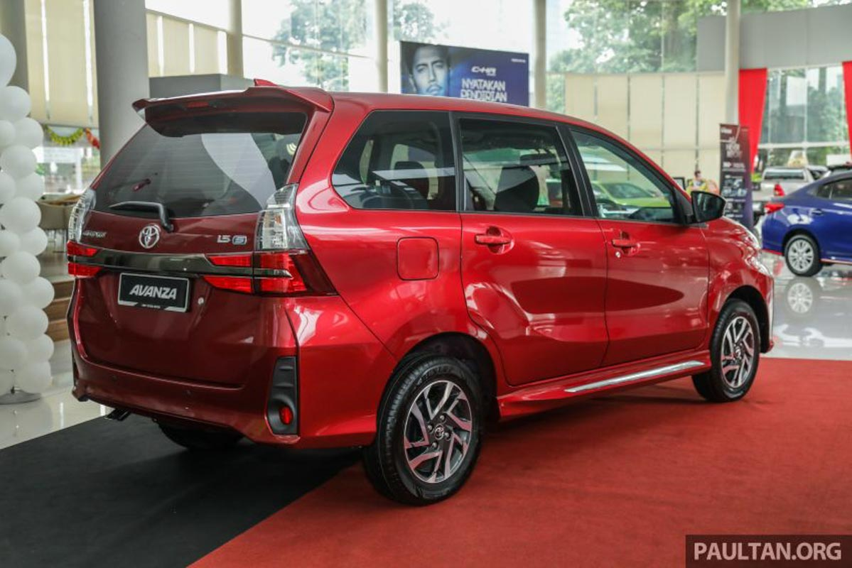 2019 Toyota Avanza Reaches Malaysian Showrooms With Many