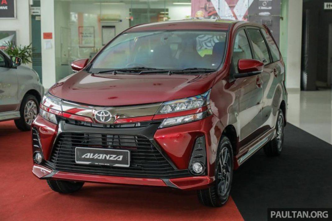 2019 Toyota Avanza facelift_