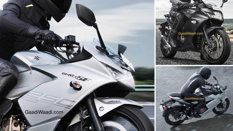 2019 Suzuki Gixxer SF 250, SF 150 Launch Tomorrow - All Details Leaked