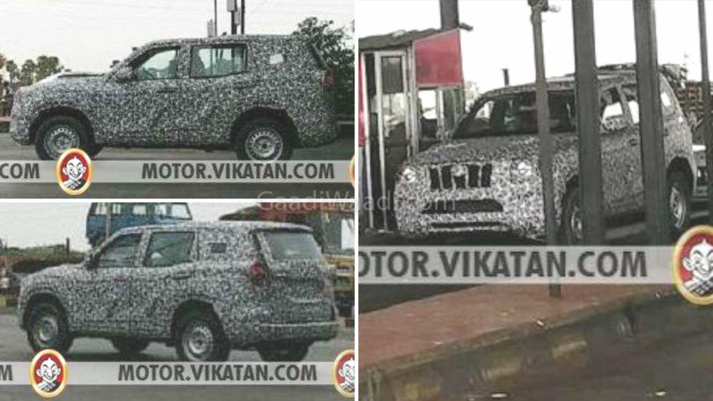2020 mahindra scoprio spied in india-2