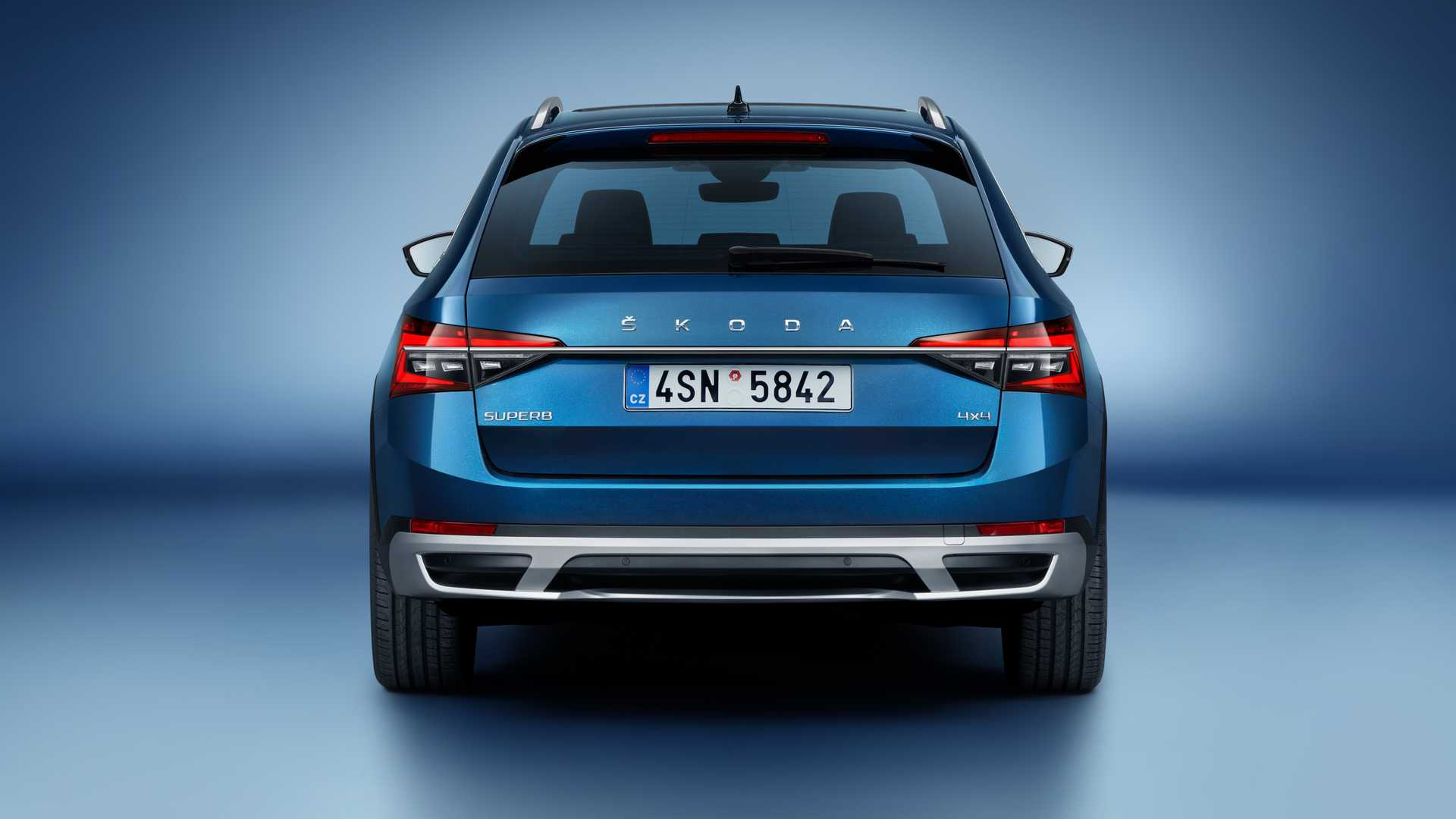 2020 Skoda Superb Scout Revealed, Being Pitched As An SUV ...