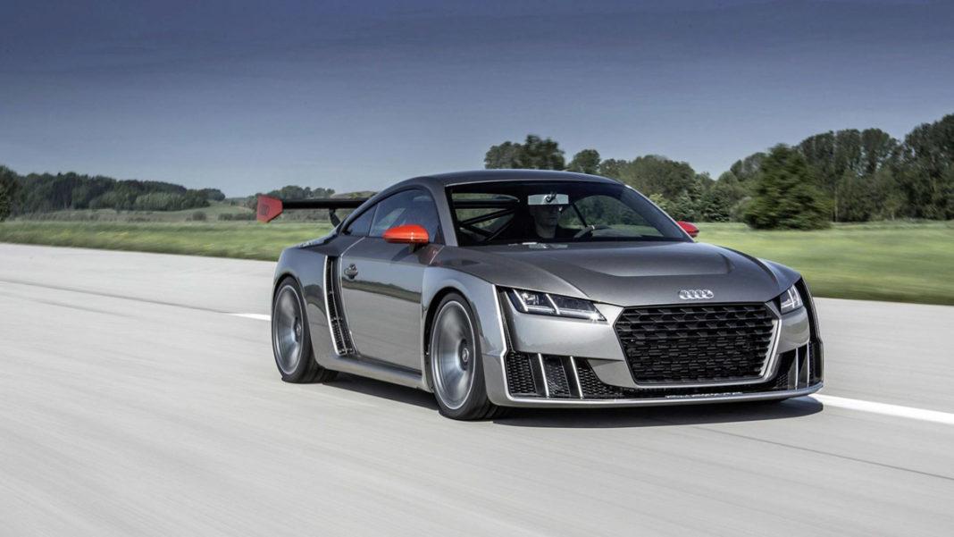 Audi TT Clubsport Turbo Concept_