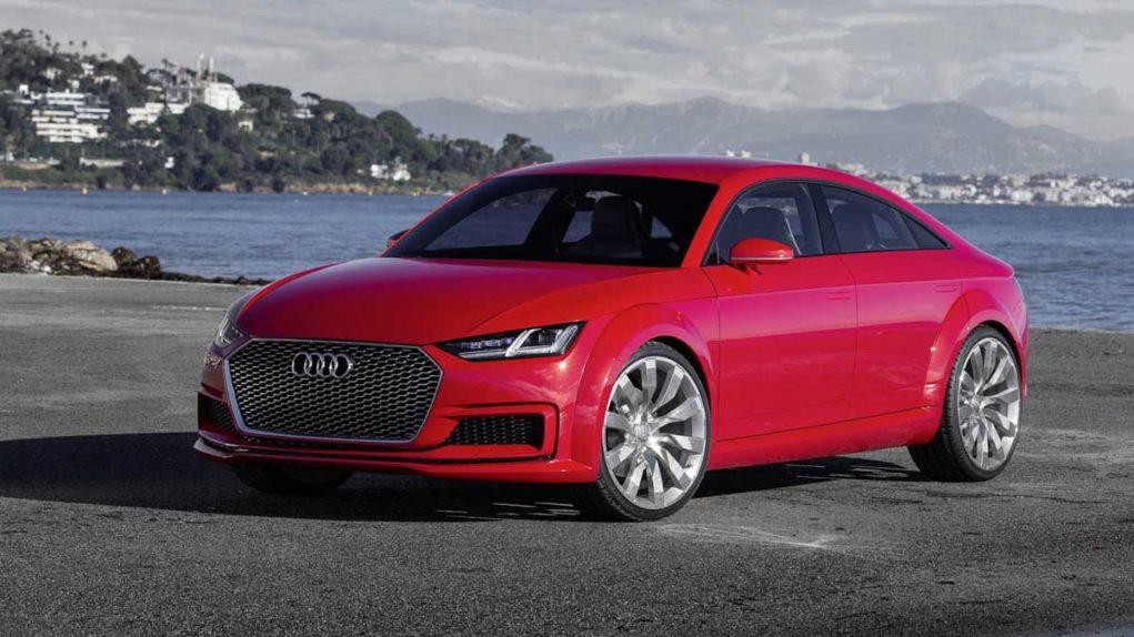 Audi TT Sportback Concept_