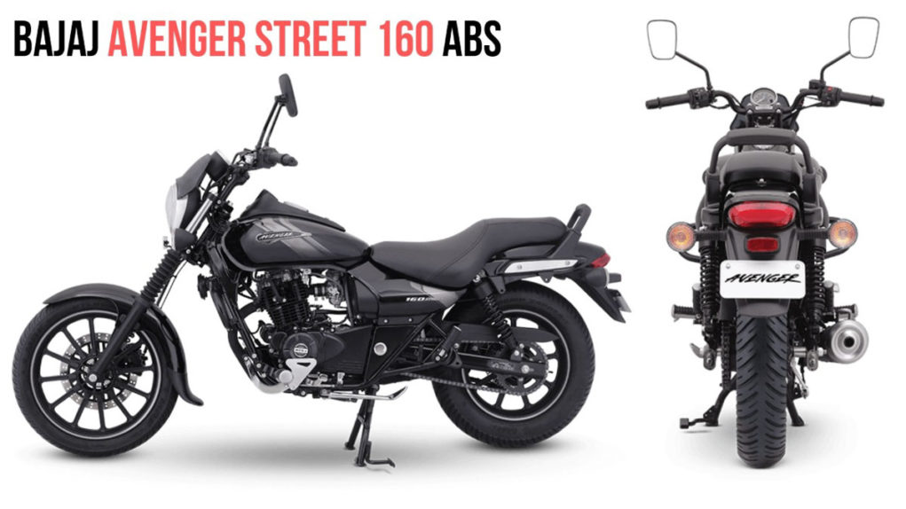 Bajaj Avenger Street 160 ABS Launched 2