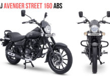 Bajaj Avenger Street 160 ABS Launched