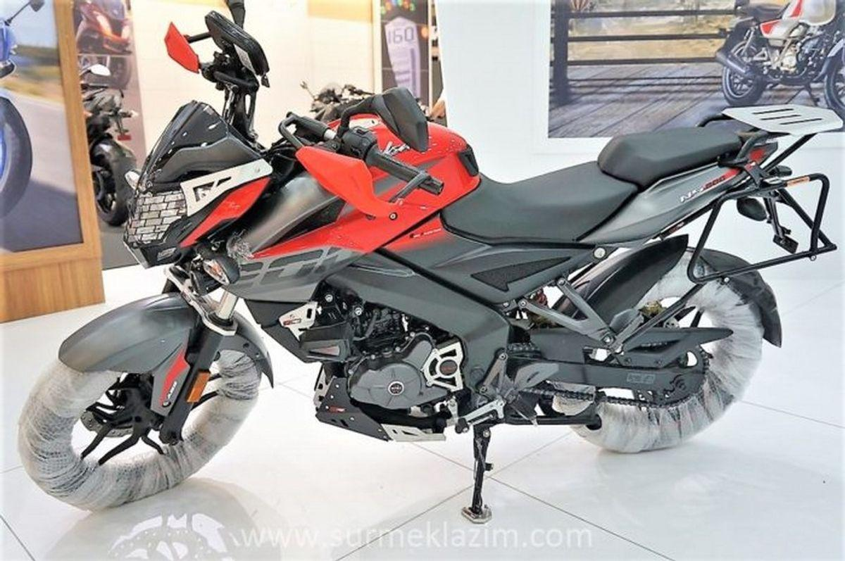 This Bajaj Pulsar Ns200 Surely Looks Dope With All The