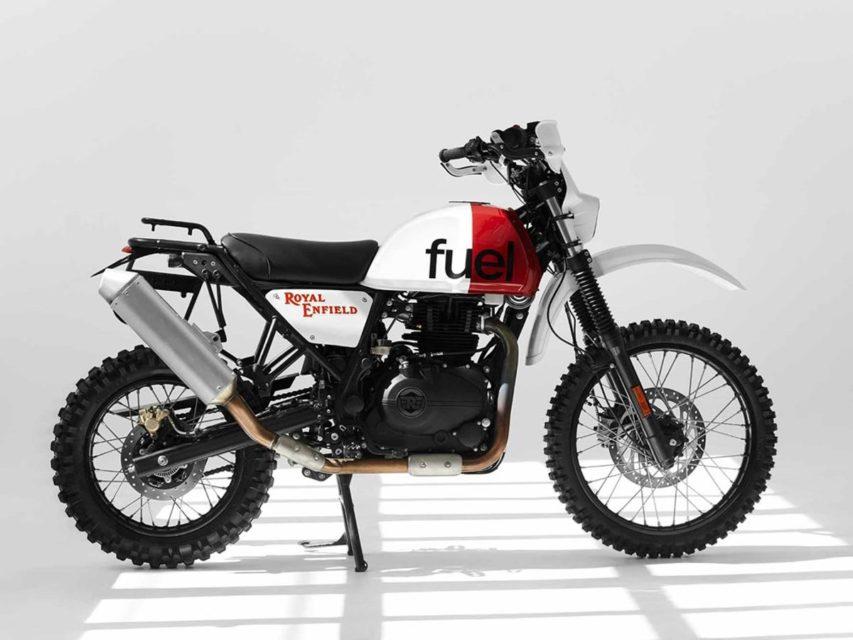 Custom Royal Enfield Himalayan Fuel Motorcycles 5