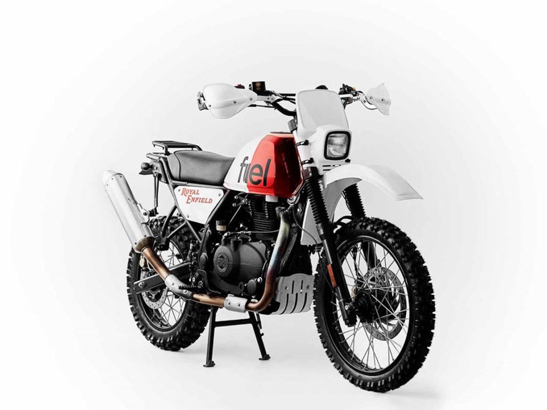 Custom Royal Enfield Himalayan Fuel Motorcycles 6