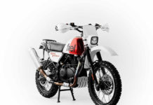 Custom Royal Enfield Himalayan Fuel Motorcycles 6