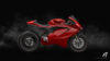 Ducati Electric Superbike Based On Panigale Rendered side