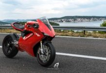 Ducati Electric Superbike Based On Panigale Rendered_
