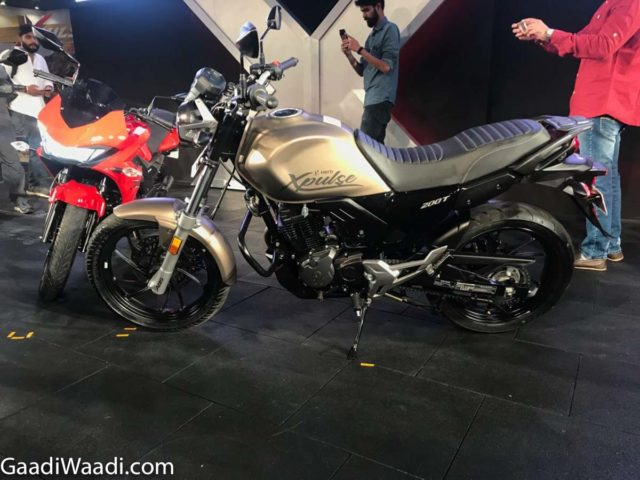 Hero XPulse 200 And Xpulse 200T Launched In India; Priced