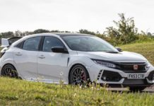 Honda Civic Type R OveRland 1