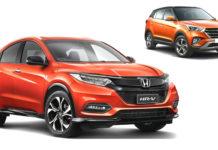 Honda HR-V Vs Hyundai Creta