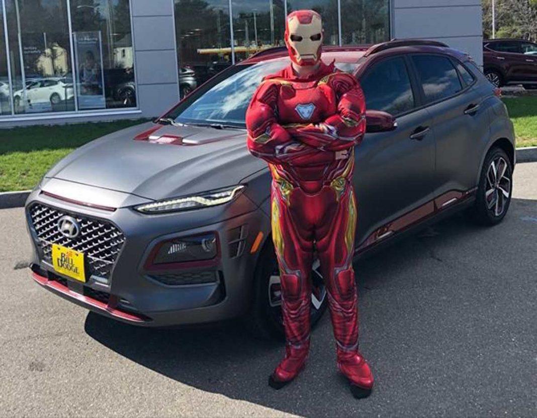 Hyundai Kona Ironman Edition 2