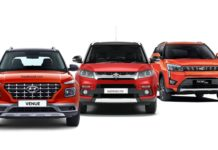 Hyundai Venue vs Vitara Brezza vs XUV300