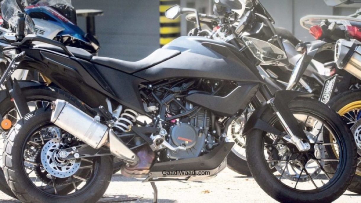 KTM 390 Adventure Production Version Spied Undisguised, Launch Soon