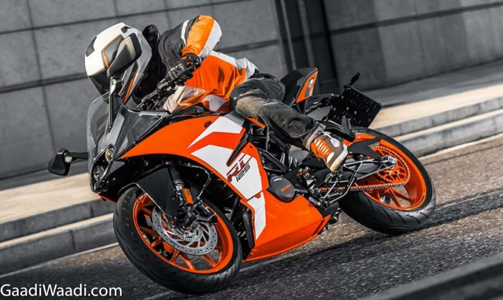 KTM RC125 India Launch, Price, Specs