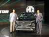 MG Hector Revealed - India Launch, Price, Specs, Features, Interior, Rivals 1