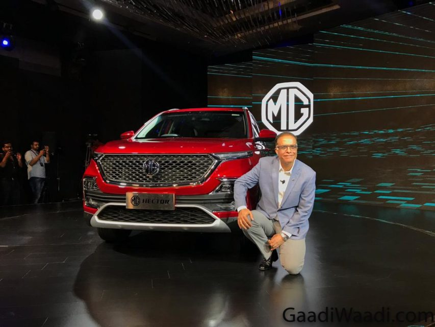 MG Hector Revealed - India Launch, Price, Specs, Features, Interior, Rivals