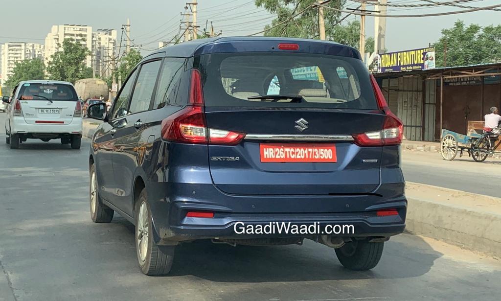 Maruti Suzuki Ertiga 1.5L Petrol BS6
