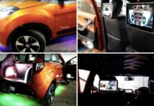 Modified Tata Nexon