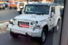 Next-Gen Mahindra Thar Hard Top_