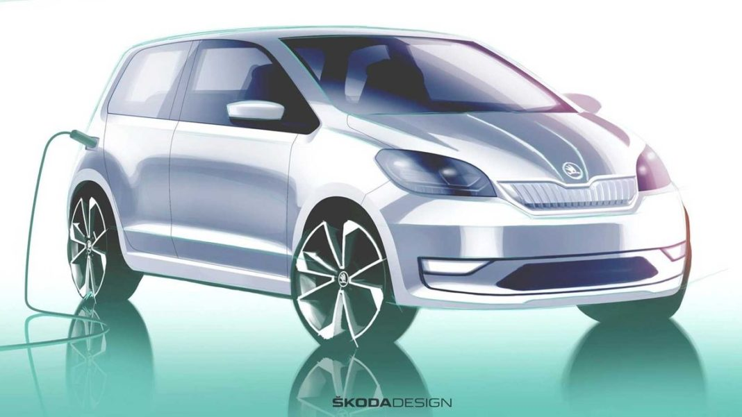 Skoda-Citigo-e-iV-teased