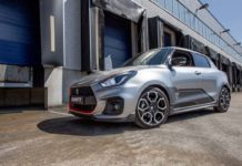 Suzuki Swift Sport Katana_