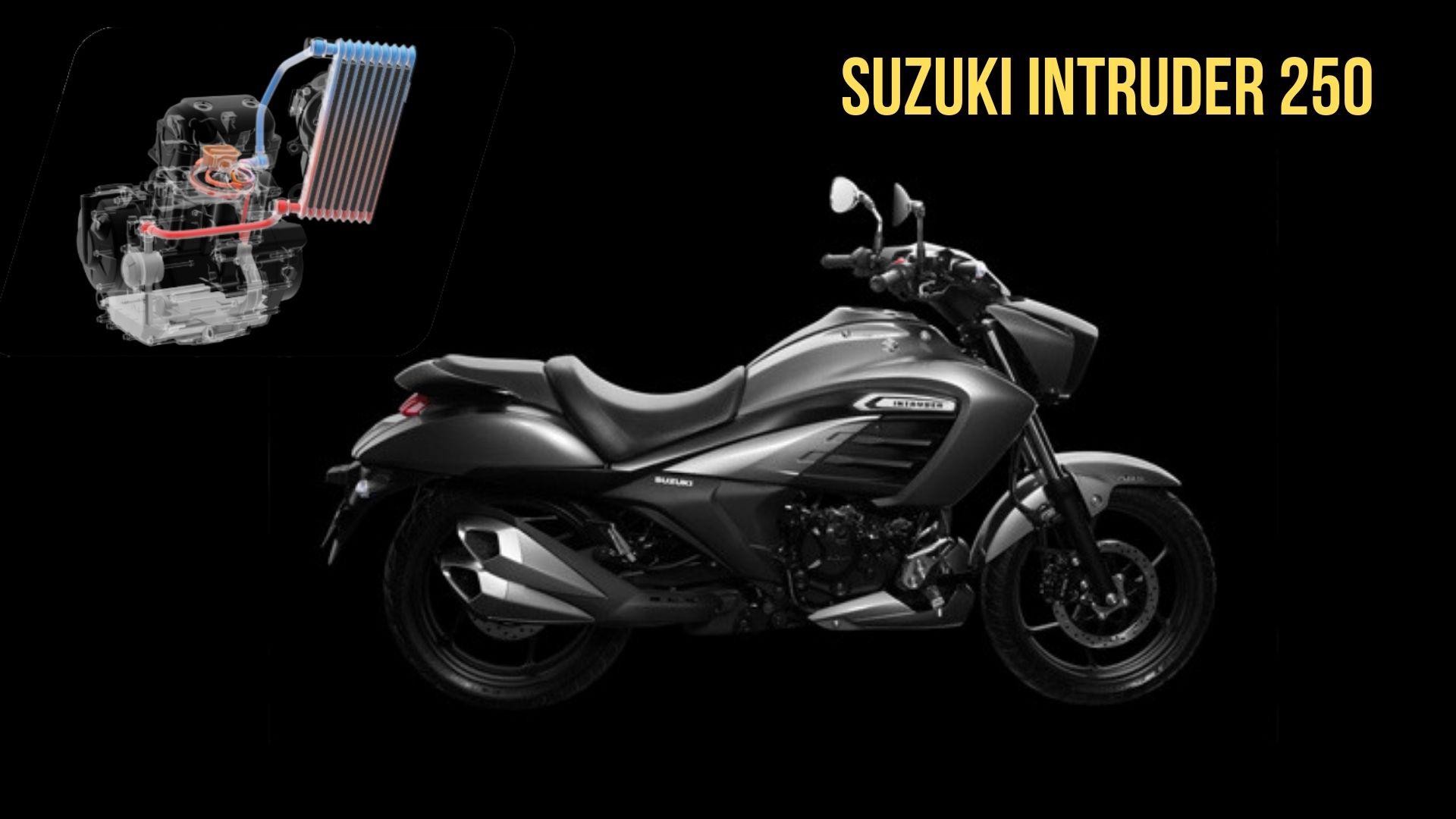 All-New Suzuki Intruder 250 India Launch Likely Next Year