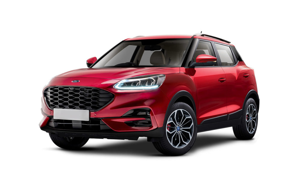 Upcoming Ford Compact SUV