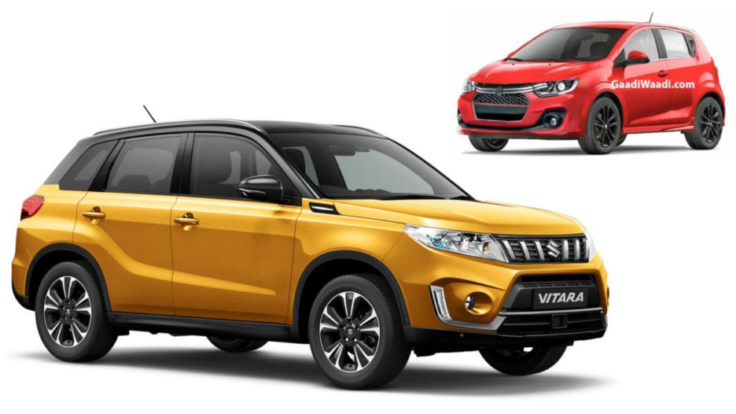 Upcoming Maruti Suzuki Cars In India - 7 Seater Wagon R To New Zen