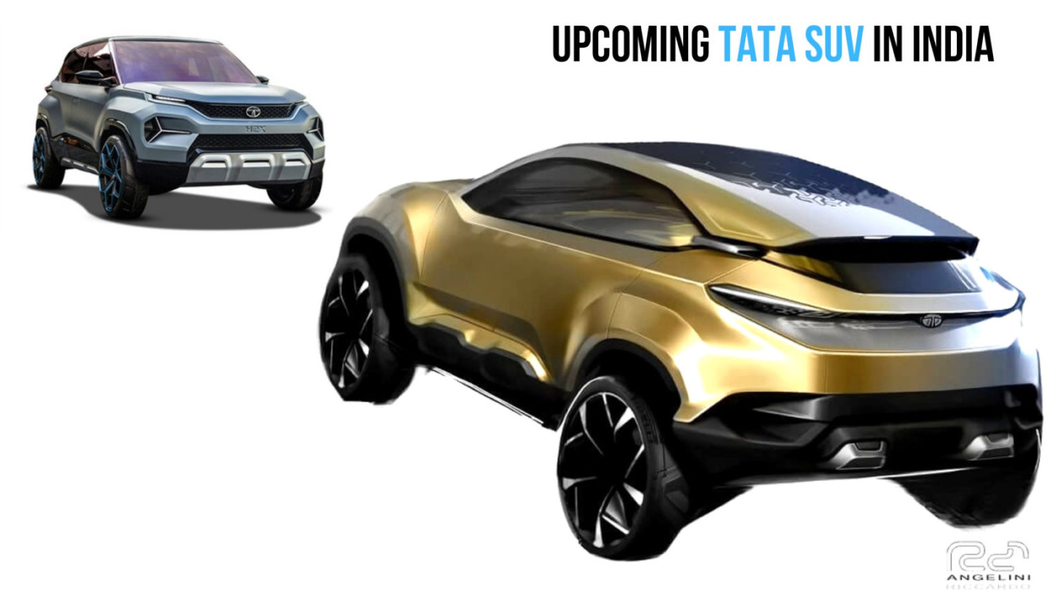 Tata To Launch 5 Suvs In India In Next 18 Months