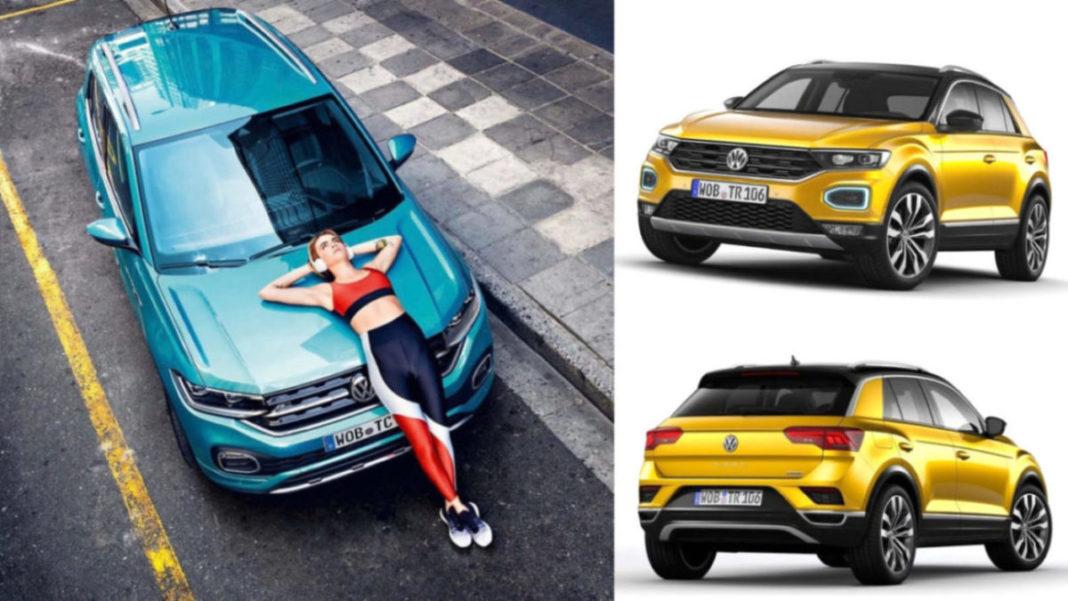 Volkswagen To Launch T-Cross SUV In India