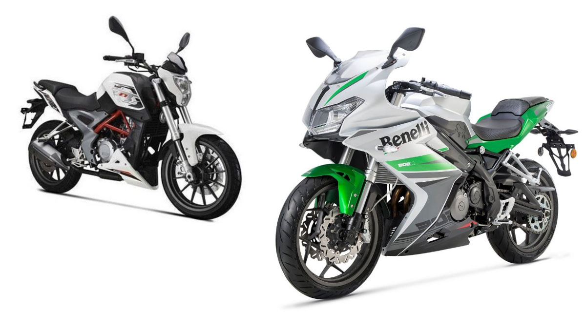 Union Bank To Auction Benelli, Hyosung Bikes Under DSK